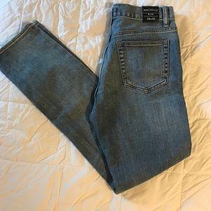 🏆NWT🏆HP Men's JCREW Mercantile Flex Slim Jeans
